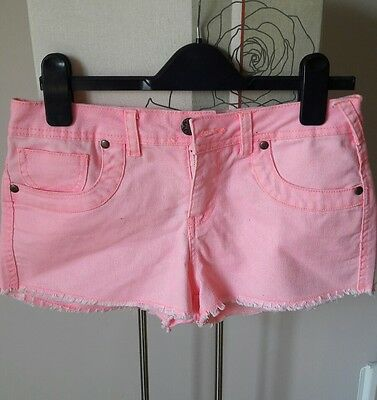 New Look Generation Shorts Light Pink Age 13
