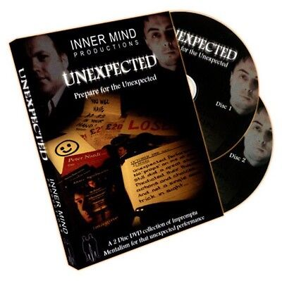 The Unexpected 2 DVD Set Spelmann And Nardi