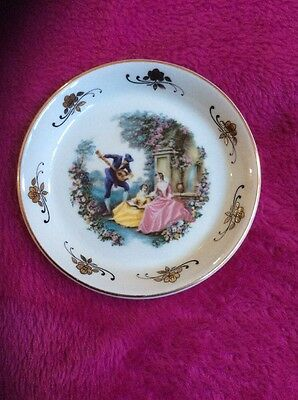 Lord Nelson Pottery Pin Dish