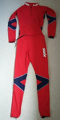 Swix Cross-country Skiing Two Piece Racing Suit - Mens' Medium