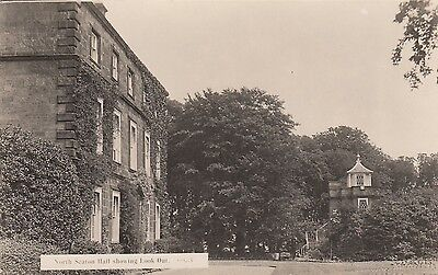 North Seaton Hall, Lost Country House, Nr Ashington, Northumberland. Rp, C1920.