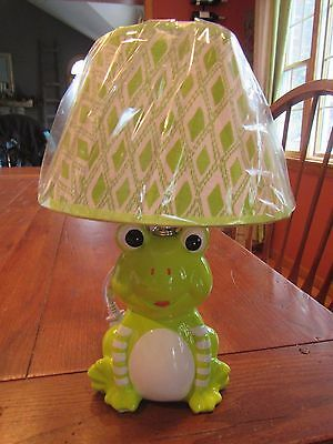 """""""Freckles the Frog"""" Ceramic Lamp by Maison Chic"""