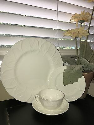 Coalport Countryware White Place Settings FINAL REDUCTION