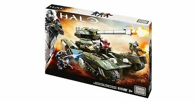 Mega Bloks Halo 5 Scorpions Sting BUILDING SET, Halo UNSC Scorpion Tank PLAY SET
