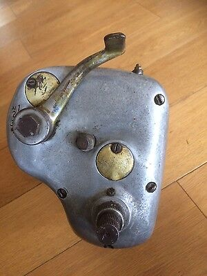 Royal Enfield, Albion, motorcycle gear box