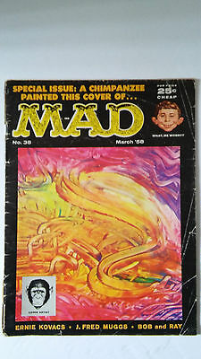 MAD #38 (Mar 1958, EC)
