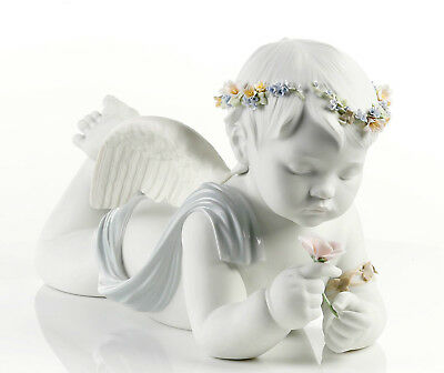 "Lladro 1009151 "" MY LOVING ANGEL "" 9151 Angels New in original box"