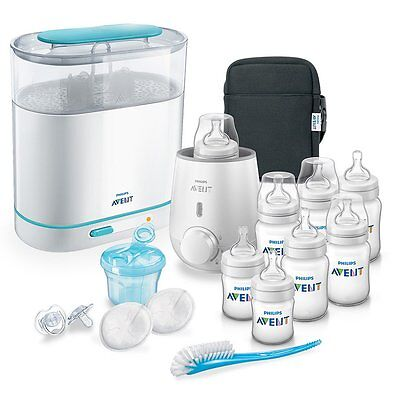 Philips Avent Natural Bottle Solutions Set - Brand&new