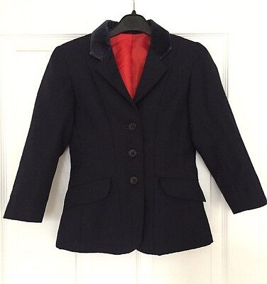 Tots 24' Gorringe Navy Show Jacket