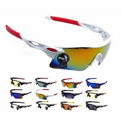 Men Women Cycling Glasses Outdoor Sport Sunglasses Mountain Bike Bicycle Eyewear