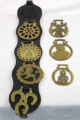 Horse Brass Emily Jones Napolean Nelson 1805 Windmill Lion Shoes Door Knockers