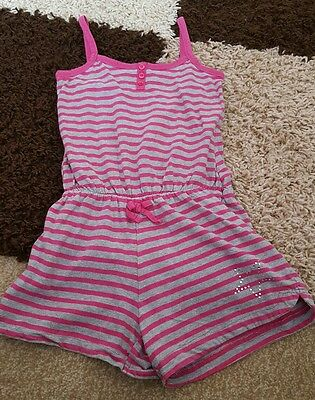 Grisl age 8 short playsuit