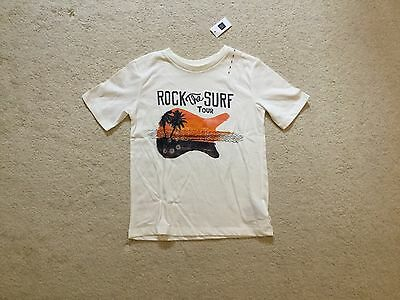 Gap Kids Boys T-Shirt 6-7 yrs New with tag Cotton