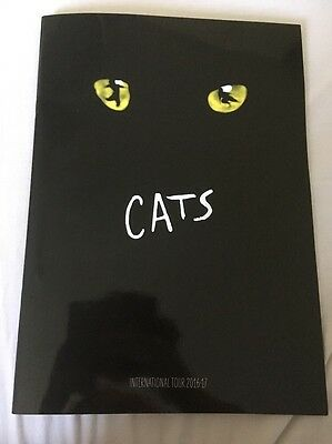 Cats Musical Programme (UK West End)