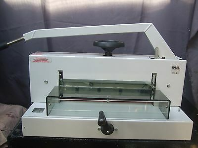 Ideal 4700 Guillotine