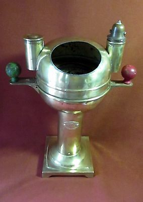 Binnacle Compass A. Robinson & Company Liverpool, Gimbal Compass by Sestrel