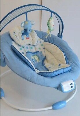 Bright Starts Comfort and Harmony Baby Bouncer Chair - Musical & Vibration