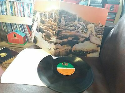 LED ZEPPELIN  -      Houses Of The Holy,   ORIG 1973 UK LP / .. NICE COPY