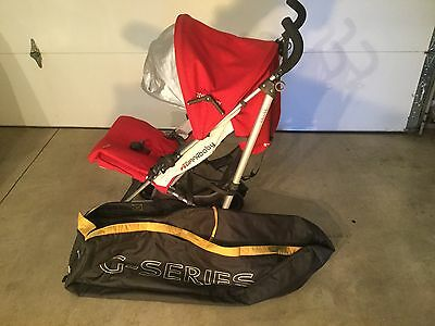 uppababby g-luxe Denny  stroller and travel bag. Local pick up only