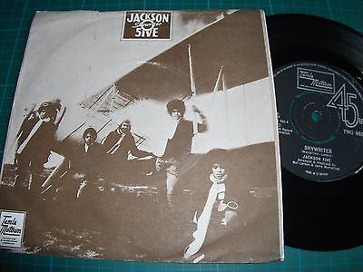 "Jackson Five - Skywriter - 7"" Vinyl Single Tmg 865 Vg"