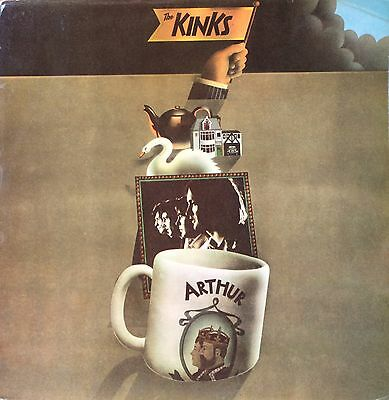 THE KINKS  - ARTHUR OR THE DECLINE... 1st UK STEREO NSPL 18317 – READ ON!!!