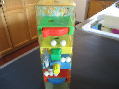 Fisher Price 1971 Tumble Tower--Made in the USA---RARE