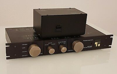 Threshold SL-10 class A Preamplifier + Threshold S1 Power Supply