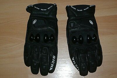 Richa Motorcycle Gloves Size Small