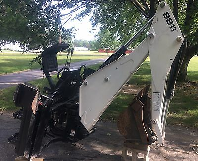 Bobcat 8811 Backhoe attachment skid steer