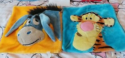 Disney Winnie the Pooh Cushion Covers Tigger and Eeyore