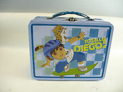 Totally Diego Lunch Box Tin Box 2009