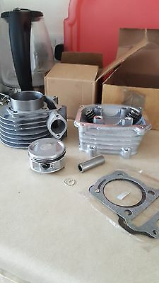 152QMI 180cc Cylinder Kit for Chinese Scooter 125cc