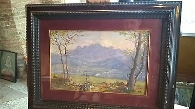 dipinti 800 antichi olio incisioni oil painting Marcelliano Canciani