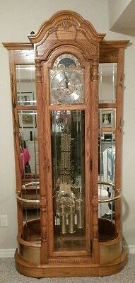 Mint condition Grandfather Clock 4500USD$ Msrp