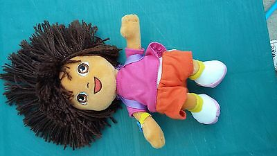 TY dora expolra soft toy