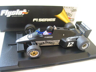 FLY SLOT 040304 WILLIAMS FW08c Jack Daniels #12  edition  NEW  MINT BOXED