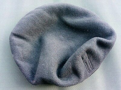 Canadian Forces Army Beret Dark Green Wool 7-5/8 X-LARGE New