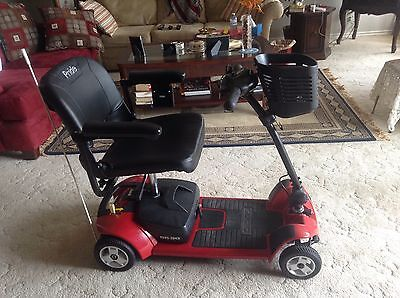 Spinlife Pride Power Scooter