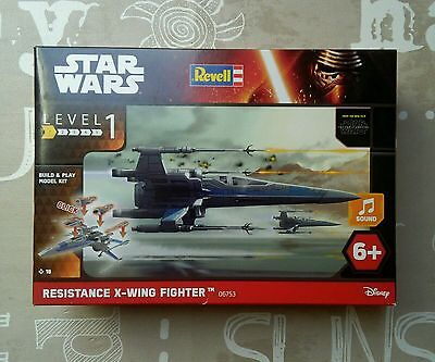 Revell star wars build&play resistance X-Wing (06753)
