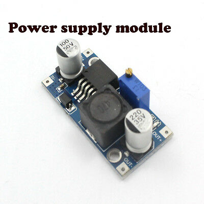 LM2596S DC-DC 3-40V Step-down Power Supply Module Adjustable Voltage Regulator