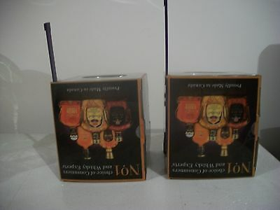 2- Brand New- Crown Royal Whisky Glasses In Boxes--#2