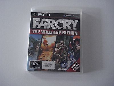 Far Cry The Wild Expedition PS3