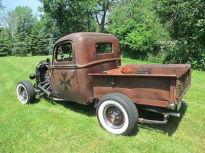 1940 Ford Other Pickups  1940 Ford hot rod jalopy rat truck