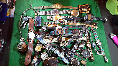 watch junk drawer vintage to new pocket and wrist