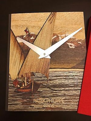 RARE HANDCRAFTS 2014 - PATEK PHILIPPE Collector's Edition Book