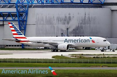 Inflight 200 If3501014U 1/200 American Airlines A350-900 Inc Stand Flaps Up New