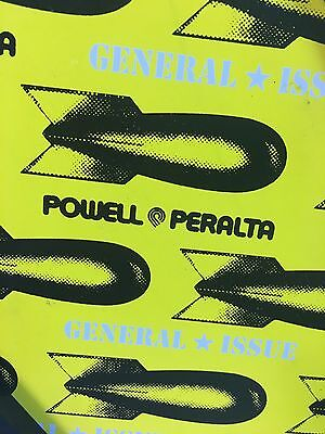Powell Peralta General Issue Reissue Skateboard Deck
