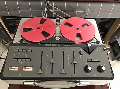 B&O Beocord 2000 Reel To Reel Recorder