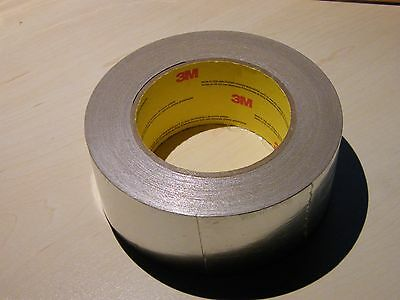 3M Venture Aluminum Foil Tape 50mm, 50 yds. The best aluminium tape on market.