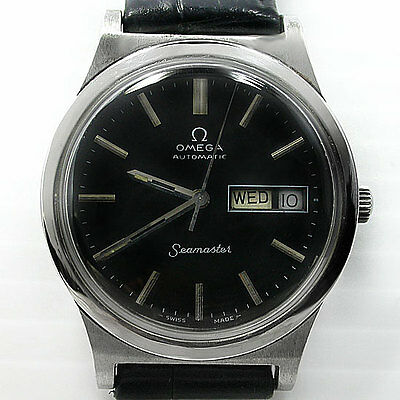 Vintage Omega Seamaster 1022 17 Jew Automatic  Watch For Men